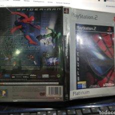 Videojogos e Consolas: SPIDERMAN PLATINUM JUEGO PLAYSTATION 2. Lote 193258466