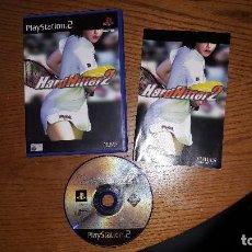 Videojuegos y Consolas: JUEGO PLAY 2 HARD HITTER 2. Lote 193821352