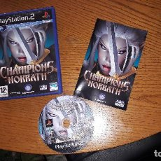 Videojuegos y Consolas: JUEGO PLAY 2 CHAMPIONS OF NORRATH. Lote 193822733