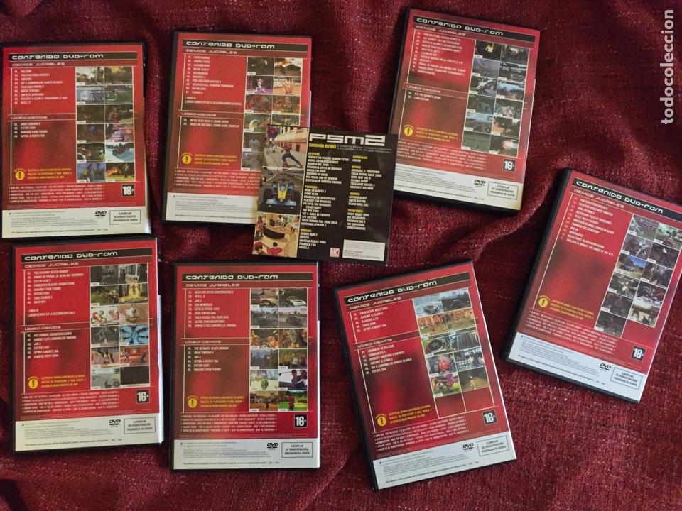 Videojuegos y Consolas: Lote 8 dvds con demos ps2 - Foto 2 - 193881606