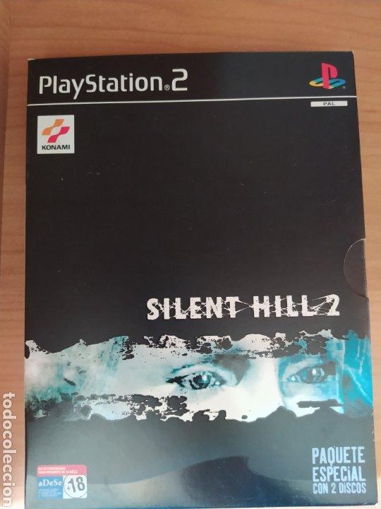 JUEGO SILENT HILL 2 PS2 (Juguetes - Videojuegos y Consolas - Sony - PS2)