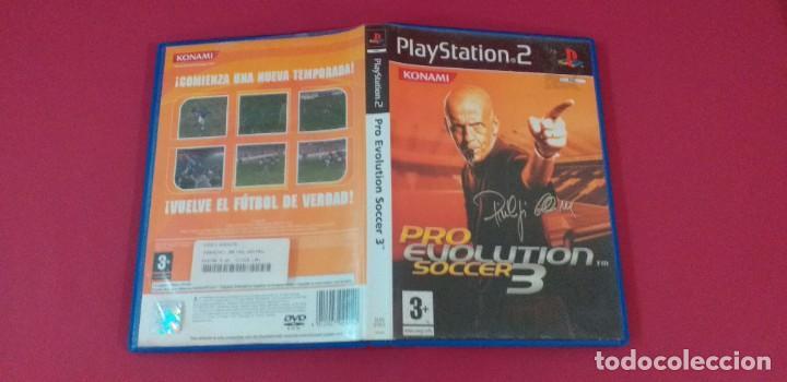 JUEGO PLAYSTATION 2 PS2 PRO EVOLUTION SOCCER 3 (Juguetes - Videojuegos y Consolas - Sony - PS2)