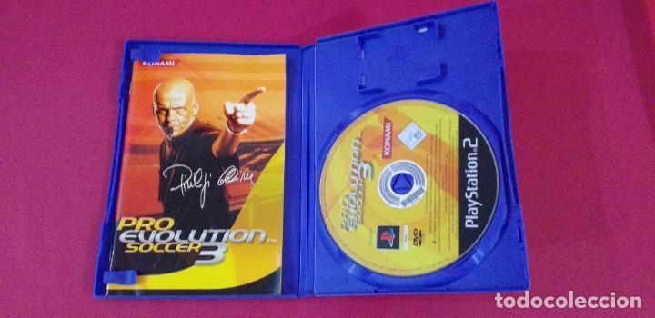 Videojuegos y Consolas: JUEGO PLAYSTATION 2 PS2 PRO EVOLUTION SOCCER 3 - Foto 2 - 194059752