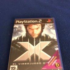 Videojuegos y Consolas: X-MEN COMPLETO PLAYSTATION 2 PAL ESPAÑA NUEVO PRECINTADO EL VIDEOJUEGO OFICIAL. Lote 194127151