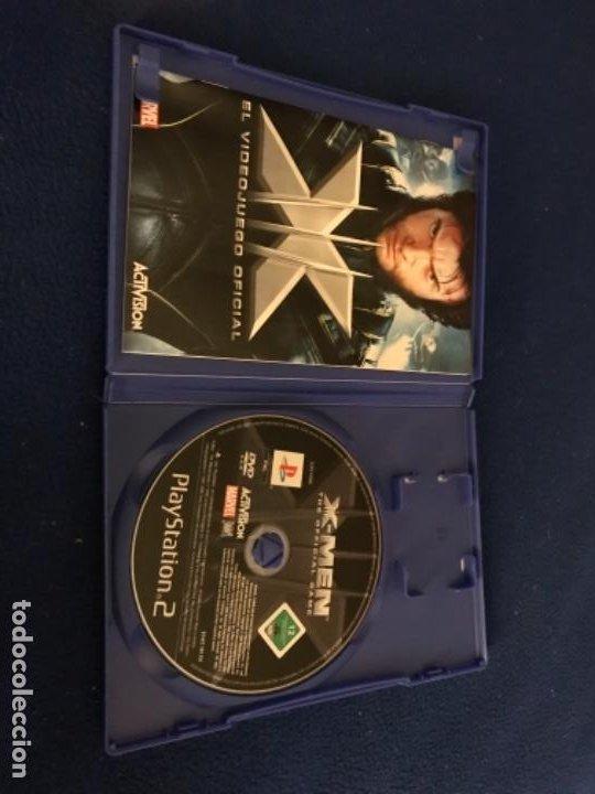 Videojuegos y Consolas: X-MEN Completo PLAYSTATION 2 Pal España NUEVO PRECINTADO El Videojuego Oficial - Foto 2 - 194127151