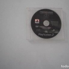 Videojuegos y Consolas: COMANDOS 2 PLAY STATION 2. Lote 194207055