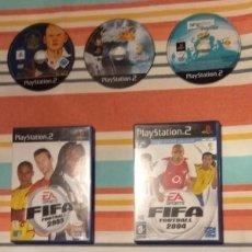 Videojuegos y Consolas: LOTE JUEGOS PS2 PLAYSTATION 2. Lote 194237240