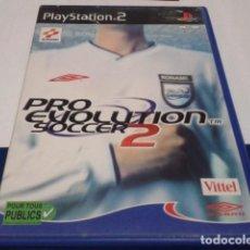 Videojuegos y Consolas: JUEGO SONY PLAYSTATION PS2 PAL (PRO EVOLUTION SOCCER 2 - CON LIBRETO ) 2002 VERSIÓN ESPAÑOLA. Lote 194253216