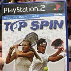 Videojuegos y Consolas: TOP SPIN. Lote 194276035