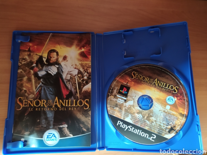 Videojuegos y Consolas: El señor de los anillos El retorno del Rey PS2 - Foto 2 - 194322363