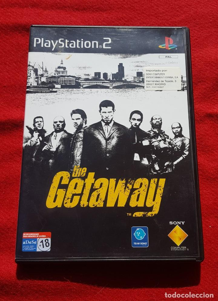 THE GETAWAY PARA PLAYSTATION 2 (COMPLETO) (Juguetes - Videojuegos y Consolas - Sony - PS2)