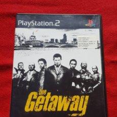 Videojuegos y Consolas: THE GETAWAY PARA PLAYSTATION 2 (COMPLETO). Lote 194343561
