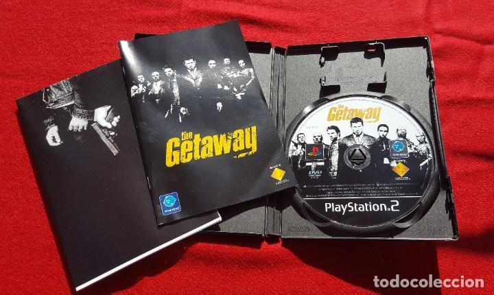 Videojuegos y Consolas: The Getaway para Playstation 2 (Completo) - Foto 3 - 194343561