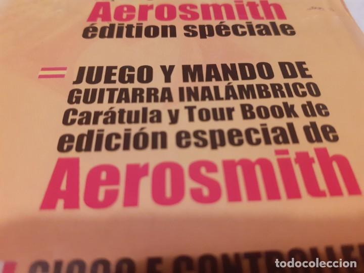 Videojuegos y Consolas: Guitarra guitar hero Aerosmith ps2 y juego - Foto 6 - 194520905