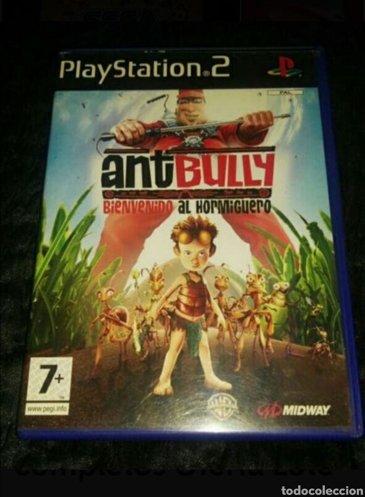 Videojuegos y Consolas: Lote PS2 6 videojuegos completos - Foto 4 - 194532250
