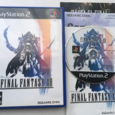 Videojuegos y Consolas: FINAL FANTASY XII 12 FF PS2 PLAYSTATION 2 PLAY STATION TWO KREATEN. Lote 194562042