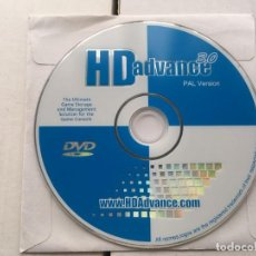 Videojuegos y Consolas: HD ADVANCE 3.0 PAL VERSION DVD PS2 PLAYSTATION 2 PLAY STATION TWO KREATEN . Lote 194917596
