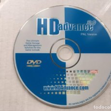 Videojuegos y Consolas: HD ADVANCE 3.0 PAL VERSION DVD PS2 PLAYSTATION 2 PLAY STATION TWO KREATEN OTRO. Lote 194917627