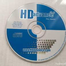 Videojuegos y Consolas: HD ADVANCE 3.0 PAL VERSION CD PS2 PLAYSTATION 2 PLAY STATION TWO KREATEN . Lote 194917653