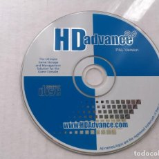 Videojuegos y Consolas: HD ADVANCE 3.0 PAL VERSION CD PS2 PLAYSTATION 2 PLAY STATION TWO KREATEN COMPACT DISC. Lote 194917688