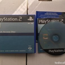 Videojuegos y Consolas: NETWORK ACCESS DISC SONY PS2 PLAYSTATION 2 PLAY STATION TWO KREATEN. Lote 194918998