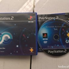 Videojuegos y Consolas: NETWORK ACCESS DISC SONY PS2 PLAYSTATION 2 PLAY STATION TWO KREATEN . Lote 194919255