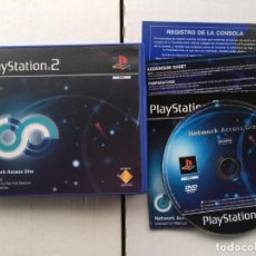 Videojuegos y Consolas: NETWORK ACCESS DISC SONY PS2 PLAYSTATION 2 PLAY STATION TWO KREATEN . Lote 194920305
