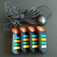 Videojuegos y Consolas: MANDOS BUZZ PS2. Lote 195021190