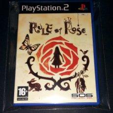 Videojuegos y Consolas: RULE OF ROSE PS2 PLAYSTATION 2 EDICIÓN ESPAÑOLA PAL SPA COMPLETO Y COMO NUEVO. Lote 195059120