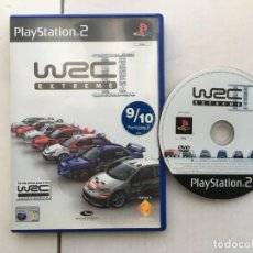 Videojuegos y Consolas: WRC II EXTREME WORLD RALLY CHAMPIONSHIP PS2 PLAYSTATION 2 PLAY STATION TWO KREATEN. Lote 195118161