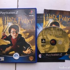 Videojuegos y Consolas: HARRY POTTER AND THE CHAMBER OF SECRETS PS2 PLAYSTATION 2 PLAY STATION TWO KREATEN. Lote 195124008