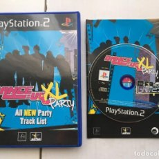 Videojuegos y Consolas: DANCE UK XL PARTY PS2 PLAYSTATION 2 PLAY STATION TWO KREATEN. Lote 195125082
