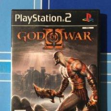 Videojuegos y Consolas: JUEGO GOD OF WAR 2 PS2 PLAYSTATION 2. Lote 195152987