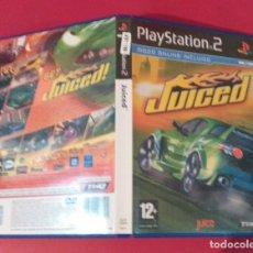 Videojuegos y Consolas: JUEGO PLAYSTATION 2 PS2 JUICED. Lote 195157462