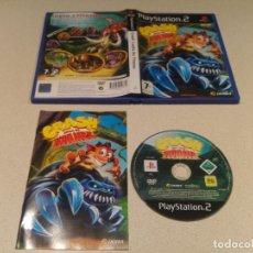 Videojuegos y Consolas: CRASH LUCHA DE TITANES PS2 PLAYSTATION 2 COMPLETO PAL-ESPAÑA. Lote 195215798