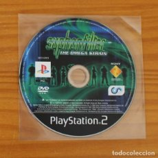 Videojuegos y Consolas: SYPHON FILTER THE OMEGA STRAIN. SOLO DISCO PLAYSTATION 2 PLAY PS2 . Lote 195259752