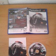 Videojuegos y Consolas: SONY PS2 WORLD SUPER POLICE COMPLETO CAJA Y MANUAL BOXED PLAYSTATION 2 PAL R10089. Lote 195305332