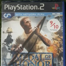Videojuegos y Consolas: PS2 MEDAL OF HONOR RESING SUN. Lote 195328353