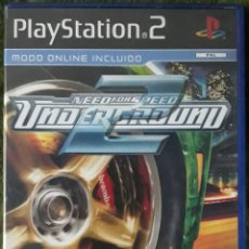 Videojuegos y Consolas: PSP NEED FOR SPEED UNDERGROUND. Lote 195328952