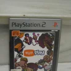 Videojuegos y Consolas: PS2. EYE TOY PLAY.. Lote 195971177