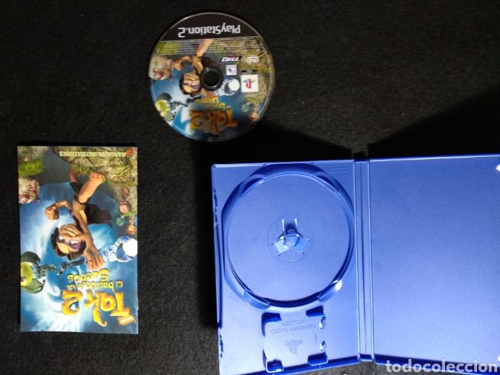 Videojuegos y Consolas: TAK 2 PlayStation 2 PAL España completo - Foto 2 - 196670082