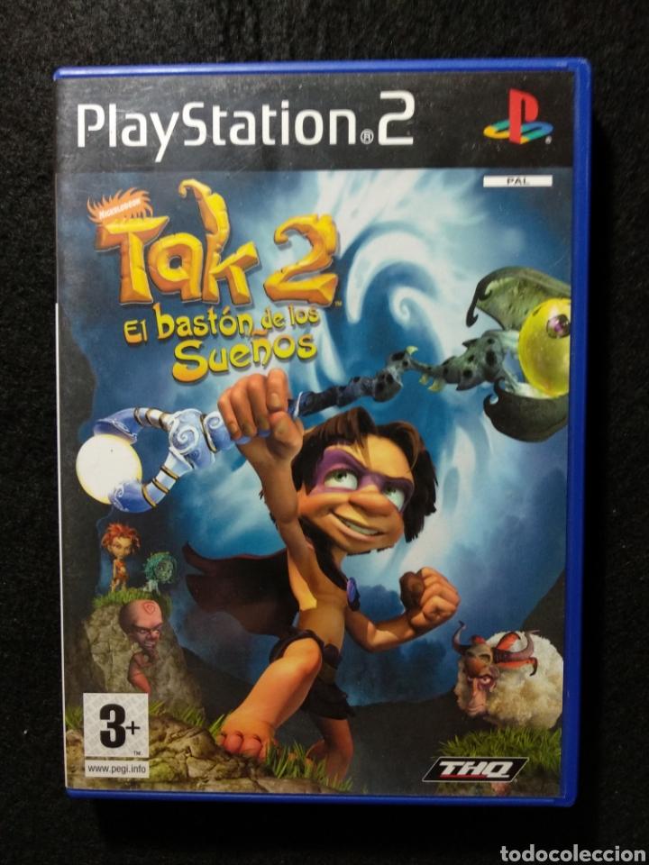 TAK 2 PLAYSTATION 2 PAL ESPAÑA COMPLETO (Juguetes - Videojuegos y Consolas - Sony - PS2)