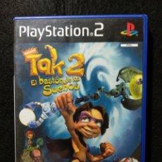 Videojuegos y Consolas: TAK 2 PLAYSTATION 2 PAL ESPAÑA COMPLETO. Lote 196670082