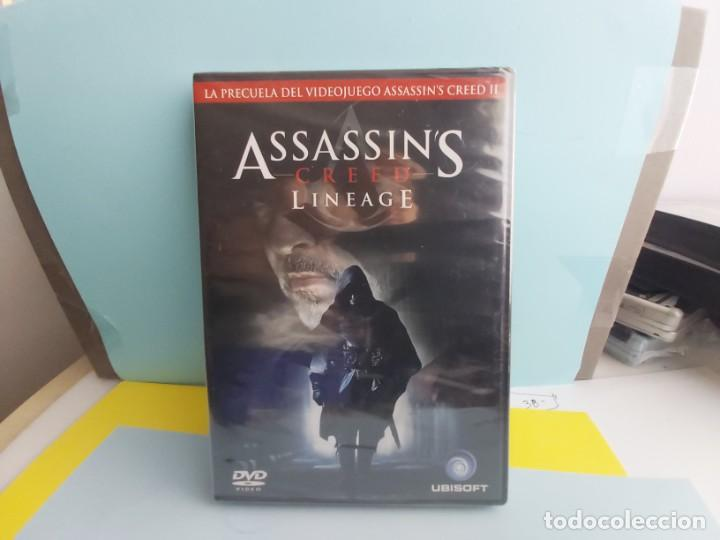 Antigua Precuela Dvd Assassins Creed Lineage Pr Buy Video Games