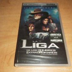 Videojuegos y Consolas: LIGA DE LOS HOMBRES EXTRAORDINARIOS PELICULA UMD PSP SONY-RESIDEN EVIL*NUEVA*(COMPRA MINIMA 15 EUR). Lote 197235270