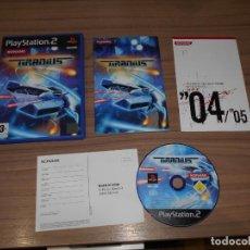 Videojuegos y Consolas: GRADIUS V COMPLETO PLAYSTATION 2 PAL ESPAÑA NUEVO NO ESTRENADO. Lote 197773778