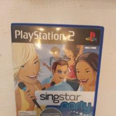 Videojuegos y Consolas: SINGSTAR PARTY PLAY STATION 2.. Lote 198905315
