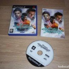 Videojuegos y Consolas: SONY PS2 JUEGO VIRTUA FIGHTER EVOLUTION 4. Lote 198952088