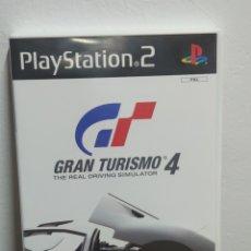 Videojuegos y Consolas: JUEGO PLAYSTATION 2 COMPLETO GRAN TURISMO 4. Lote 198956811
