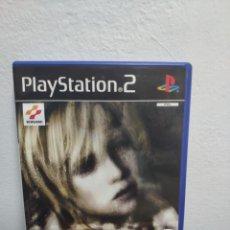Videojuegos y Consolas: JUEGO PLAYSTATION 2 SILENT HILL 3 PERFECTO. Lote 199035580